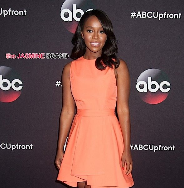 "Aja Naomi King Cast In ""Untouchable"""