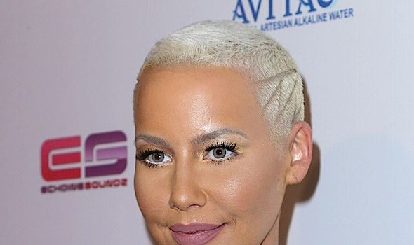 Amber Rose to Guest Star on 'Black-ish'
