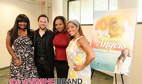 Married to Med's Dr. Heavenly Hosts Mentoring Seminar [Photos]