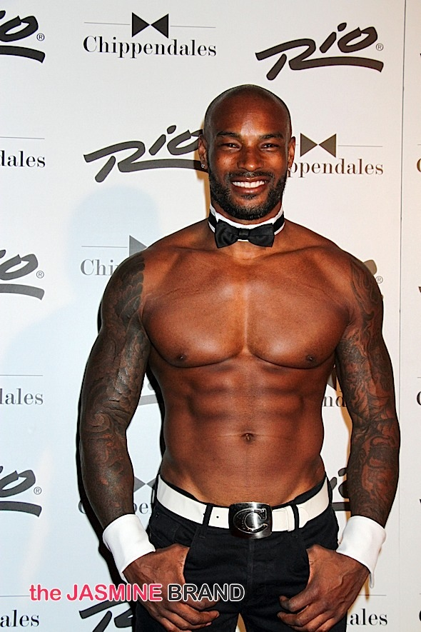 Chippendales Welcomes New Guest Star Tyson Beckford at Chippendales Theater in Las Vegas on May 1, 2015