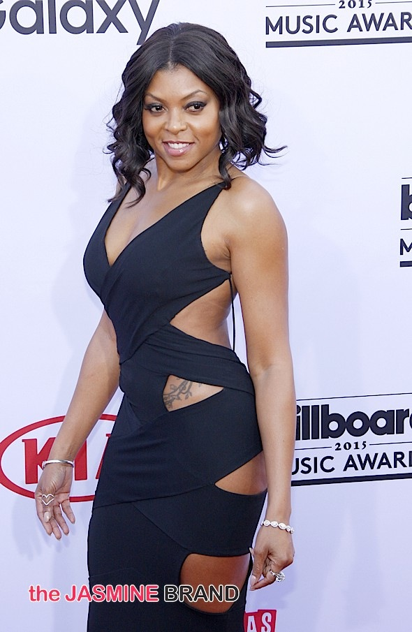 """Taraji P. Henson: """"It's supposed to be over for me at 46, but here I am."""""""