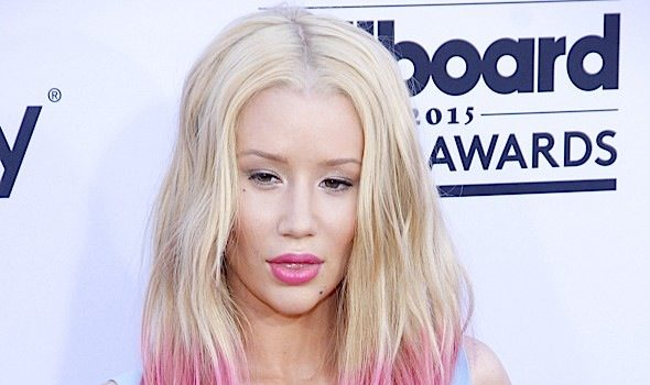 Iggy Azalea Says 'Becky' Derived From Myth All White Girls: Go around slobbing on everyone's d**k.