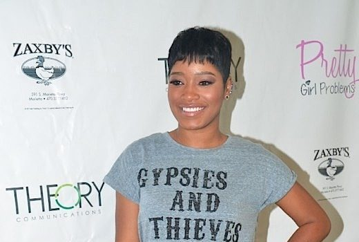 KeKe Palmer Speaks At 'Pretty Girl Problems' Mother Daughter Retreat' [Photos]