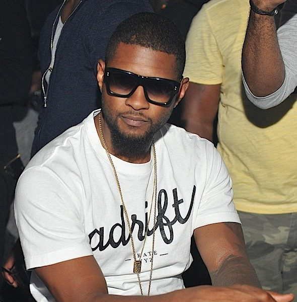 Spotted. Stalked. Scene. Usher, Bobby V & DJ Drama Party in Atlanta [Photos]