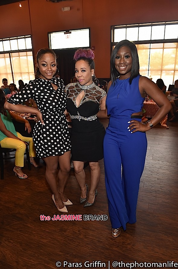 LaTavia, Tiny, Meelah Williams