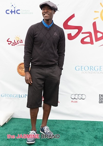 8th Annual George Lopez Celebrity Golf Classic - Arrivals
