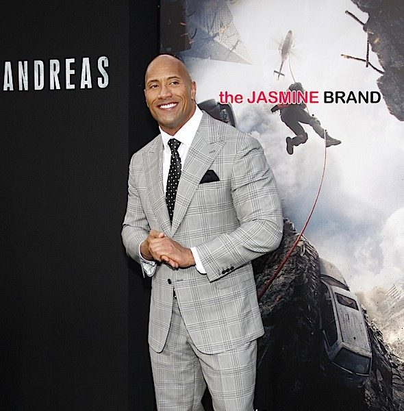 Dwayne 'The Rock' Johnson Will Get Paid At Least $20 Million For New Movie