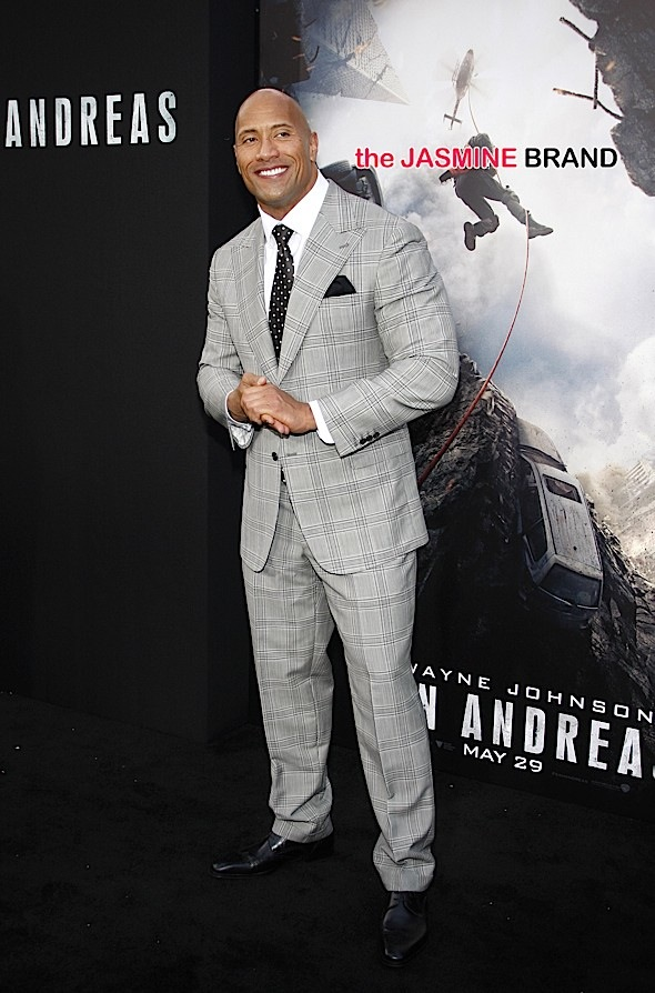 """San Andreas"" Los Angeles Premiere - Arrivals"
