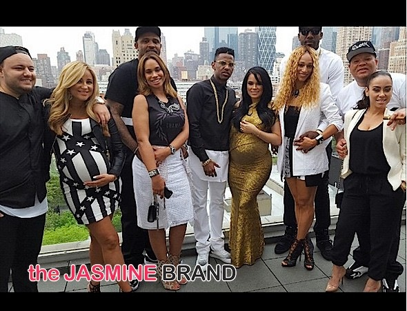 Emily B-Fabolous Baby Shower-Amare Stoudemire-the jasmine brand