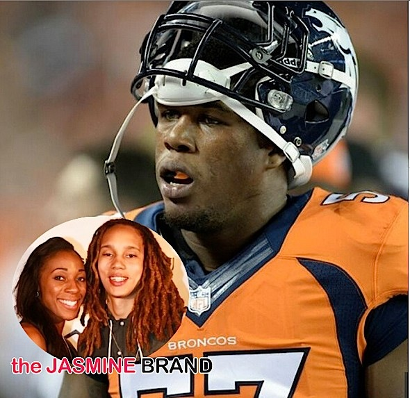Former NFLer Adrian Robinson Dies At 25-WNBA Brittney Griner-Glory Johnson Suspended For Domestic Dispute-the jasmine brand