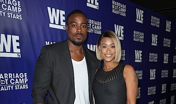 Tami Roman & Boyfriend Reggie Youngblood Announce Pregnancy: I'm 6 weeks! [VIDEO]
