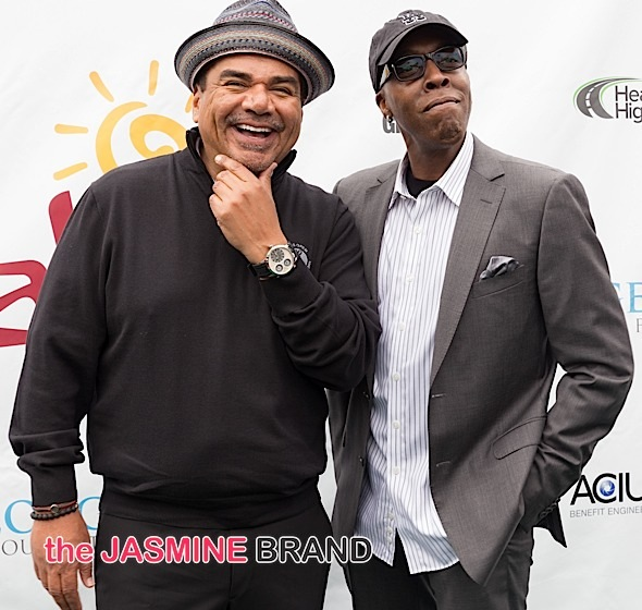 George Lopez, Anthony Anderson