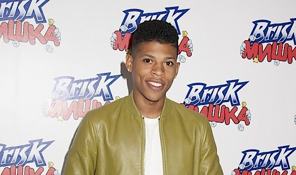 Empire's Bryshere Gray Attends the Mishka Apparel Line Launch at The Hole Art Gallery in New York City [Photos]