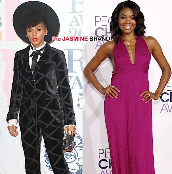 Janelle Monae Reacts to Criticism About Her Fashion: I'm in control of my body. + Gabrielle Union Joins Jamie Foxx In 'Sleepless Night'