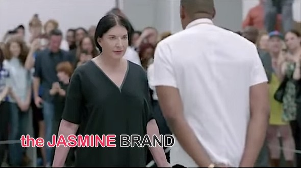 Jay Z Accused of Stiffing Artist Marina Abramovic-the jasmine brand
