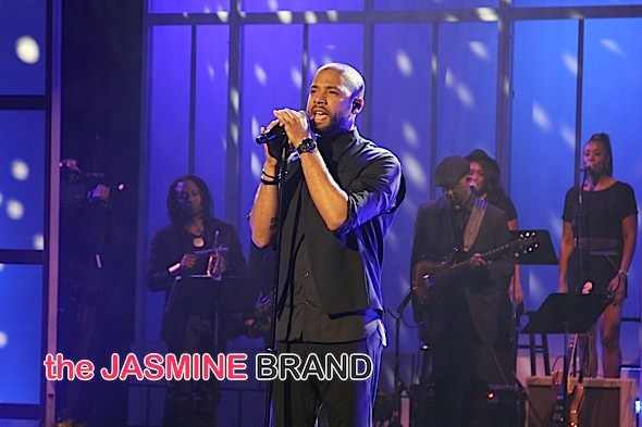 Jussie Smollett Performing (1)