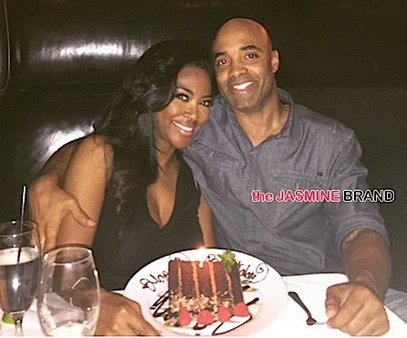 Kenya Moore, James