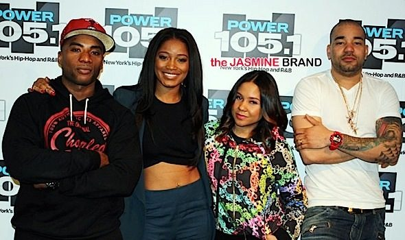 KeKe Palmer Talks Tia Mowry Drama, Her Nudes Leaking & Her Mom's Love of Porn [VIDEO]