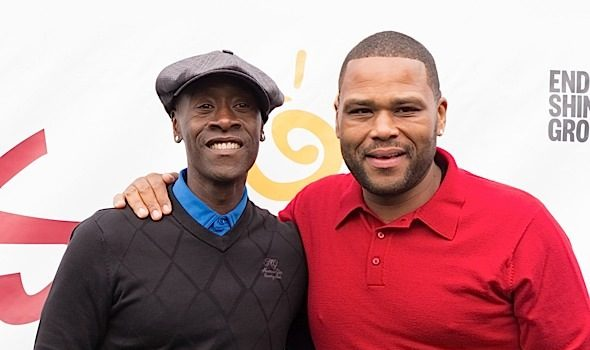 Anthony Anderson, Don Cheadle, Johnny Gill, Roland Martin Attend George Lopez Charity Golf Classic [Photos]