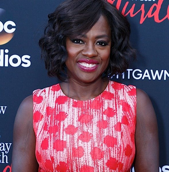 Viola Davis to Star in 'Widows'