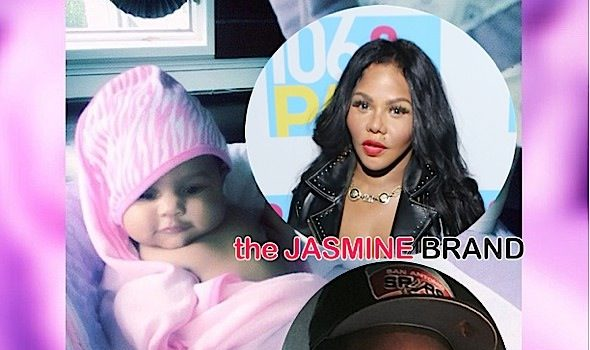 Lil Kim Claims Baby Daddy, Mr. Papers, Beat Her [Ear Hustlin']
