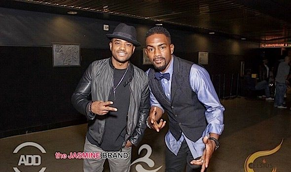 Larenz Tate, YG, Daniel 'Booby' Gibson, Bridget Kelly, Bill Bellamy Attend All Def Comedy [Photos]