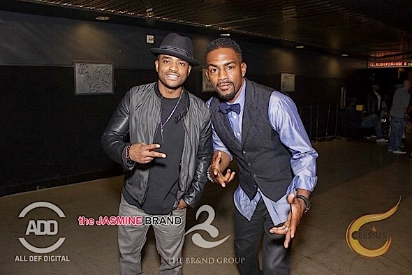 Larenz Tate, Bill Bellamy