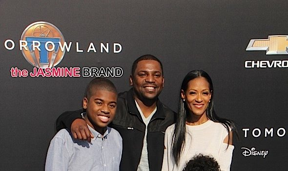 Christina Milian, Mekhi Phifer, Yara Shahidi Marcus Scribner Attend 'Tomorrowland' Premiere [Photos]