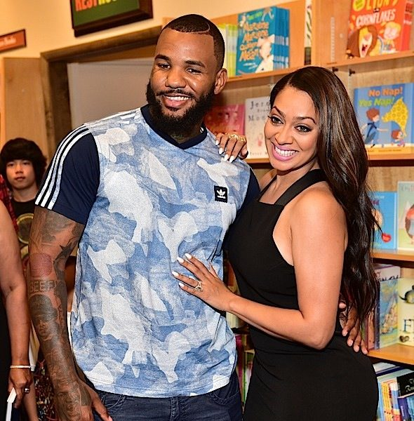 Lala Hosts ATL Book Signing + The Game Attends [Photos]