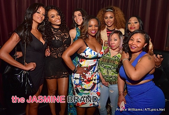 Kandi Burruss Hosts 'Ski Trip' Screening: Tiny Harris, Phaedra Parks, Cynthia Bailey, Kenya Moore, Claudia Jordan, Toya Wright, Rasheeda, Keshia Knight-Pullliam Attend [Photos]