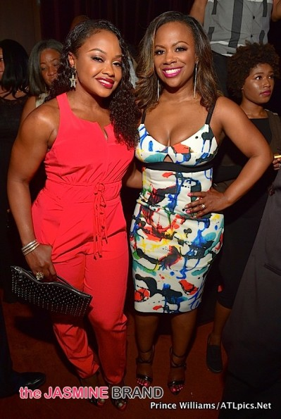 Kandi Burruss Disgusted By Phaedra Parks