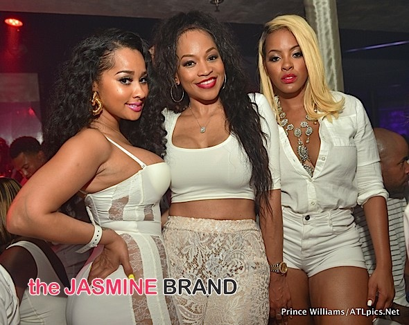 Young Thug, Malaysia Pargo, Monyetta Shaw, Tammy Rivera Hit ATL White Party [Photos]