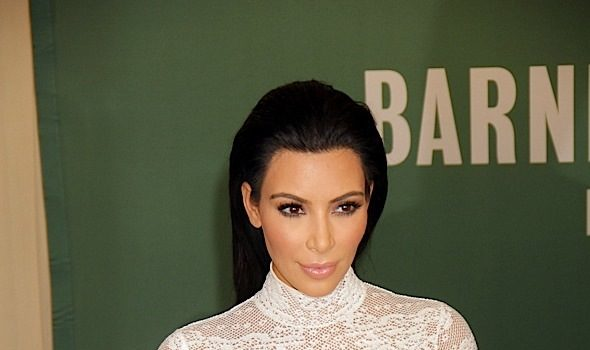 Kim Kardashian Hosts 'Selfish' Book Signing in NYC [Photos]