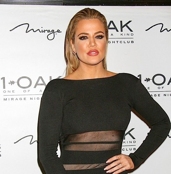 Khloe Kardashian Denies Liposuction: I work my ass off! + Big Sean Opens Studio At Former High School [Photos]