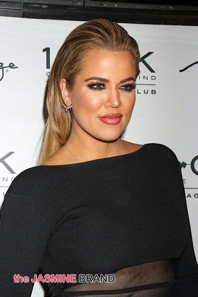 Khloe Kardashian Hosts 1Oak Nightclub for Memorial Day Weekend in Las Vegas on May 22, 2015