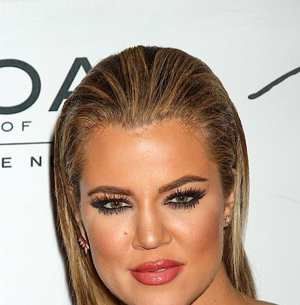 Khloe Kardashian Implies She's Never Had Plastic Surgery On Her Face