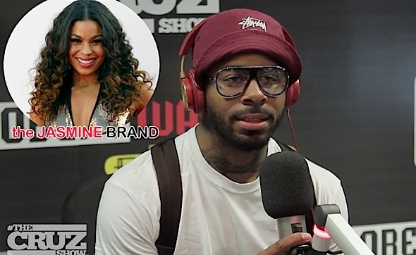 Sage The Gemini Calls Jordin Sparks-The Best Girl I Ever Had-the jasmine brand