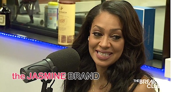 Lala Anthony Says Reality TV Hurt Her Acting Career + She's Getting Butt Naked For 'Power'?! [VIDEO]