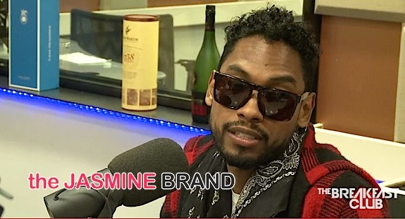 Miguel Talks Lawsuit, Not Fitting In & Cheating: I've definitely made some mistakes [VIDEO]
