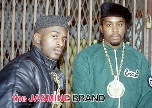 (EXCLUSIVE) Eric B. & Rakim – Legendary Musician Accuses Them of Stealing Music