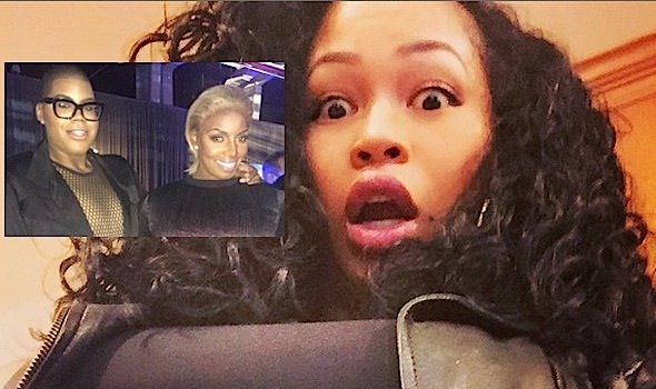 Tae Heckard Confirms Pregnancy + Kandi Burruss, EJ Johnson, NeNe Leakes & More Hit NBC Upfronts [Photos]