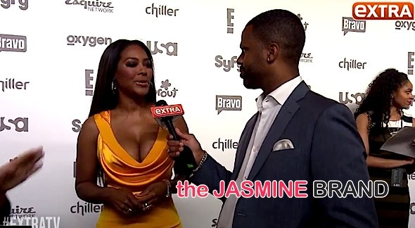 Kenya Moore Keeps A Brave Face, Talks Failed Relationship With James Freeman: I'm not the first person that's been lied to. + Patti Stanger Speaks Out [VIDEO]