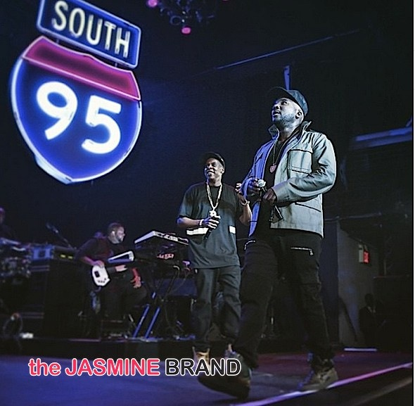Jay Z Kicks Off B-Sides Concert: Brings Out Beanie Sigel, Jay Electronica, Jeezy [VIDEO]