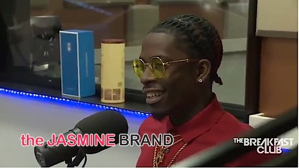 Rich Homie Quan Addresses Gay Rumors, Apologizes For Rape Lyrics + Dry Snitches On Kylie Jenner [VIDEO]
