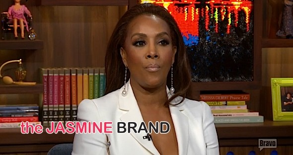 Vivica Fox Says She'll Never Date 50 Cent Again + Explains Why She's Banned From 'Jimmy Kimmel Live!' [VIDEO]