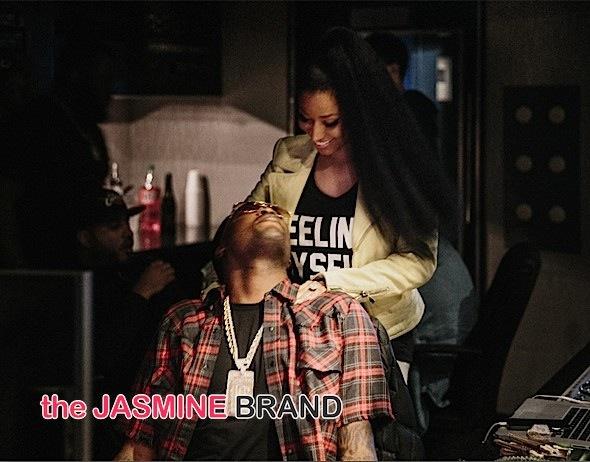 Meek Mill Denies Nicki Minaj Engagement: It ain't really time to get married yet.