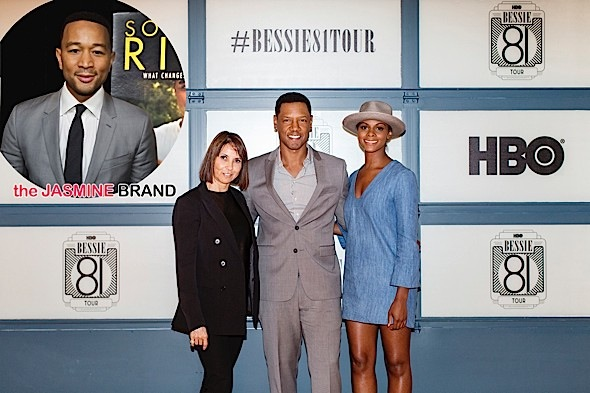 Tika Sumpter & Tory Kittles Celebrate Bessie's 81 Theatre Tour + John Legend Hosts Screening of Southern Rites [Photos]