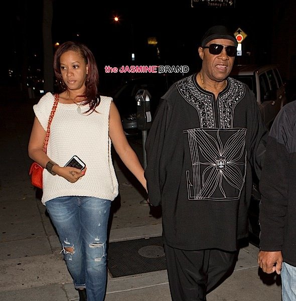 Stevie Wonder Finalizes Divorce From 2nd Wife, Pays $25,000 in Child Support