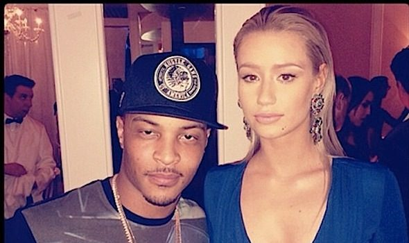 (EXCLUSIVE) T.I. Dragged into Iggy Azalea's Legal Battle w/ Ex-Boyfriend
