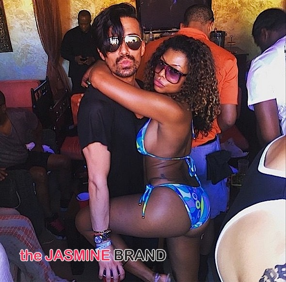 Diddy, Kevin Hart, Taraji P. Henson, 50 Cent, Floyd Mayweather, Nicki Minaj, Meek Mill Party in Las Vegas [Photos]